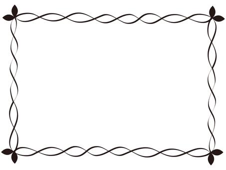 Simple frame 3