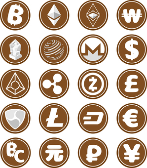 World currency and virtual currency