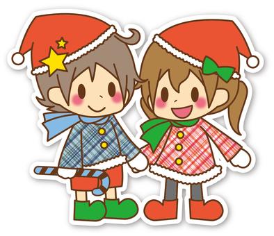 【印章】男女裝*聖誕節
