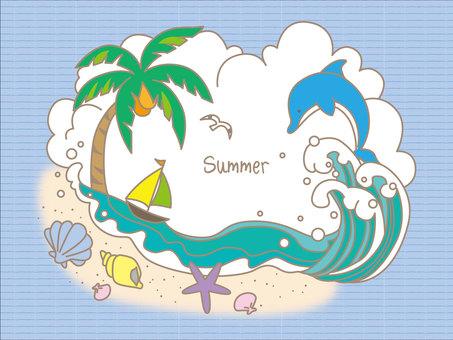 Summer frame color
