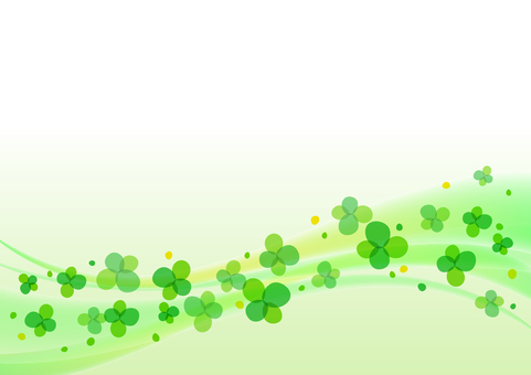 Clover material 7