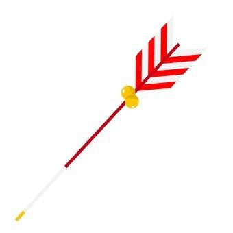 Devil arrow (red)