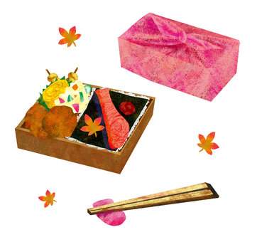 도시락 bento-box