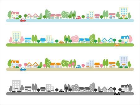 Line _ city skyline 02