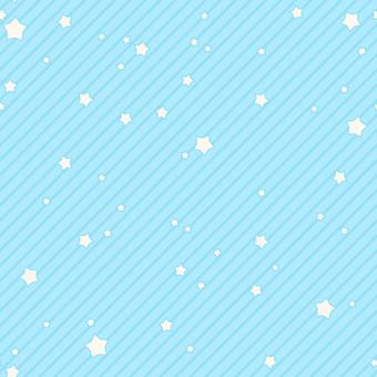 背景-星とストライプ・青