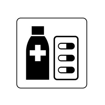 Guide map Pharmacy