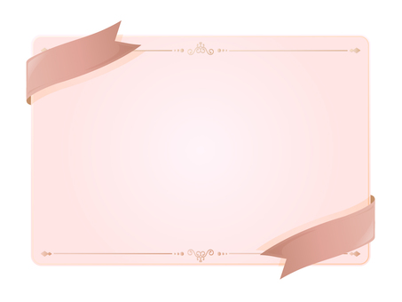 Card with ribbon 3