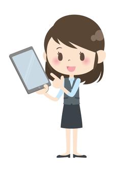 Clerk * Tablet 01