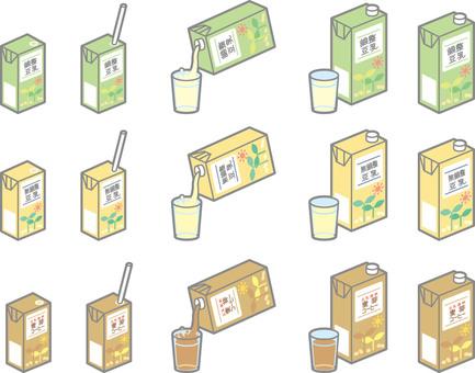 Soy milk summary