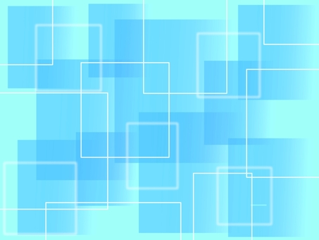 Sky blue abstract business background material