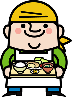 Uncle Fairy Miyazaki's set menu restaurant