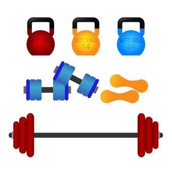Training equipment 1