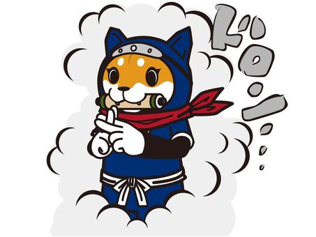 忍者犬 ドロン