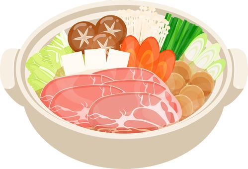 Pork Shabu