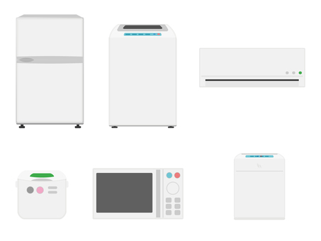 Simple home appliances