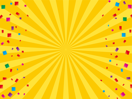 Yellow sale background