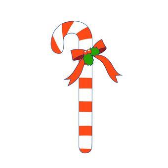 Christmas Ornament Stick