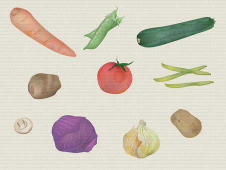 Vegetable Bikubaru 3