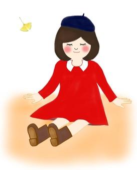 Girl (Autumn)