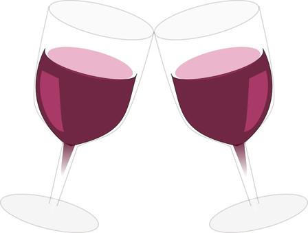 Cheers Wineglass