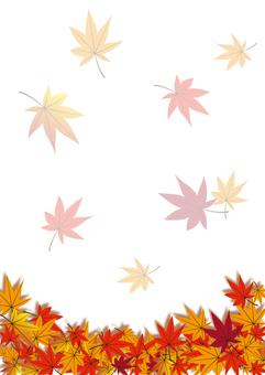 Fallen Leaf Back 03