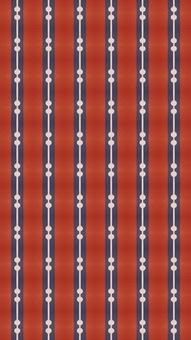 Wallpaper Red Stripe 10