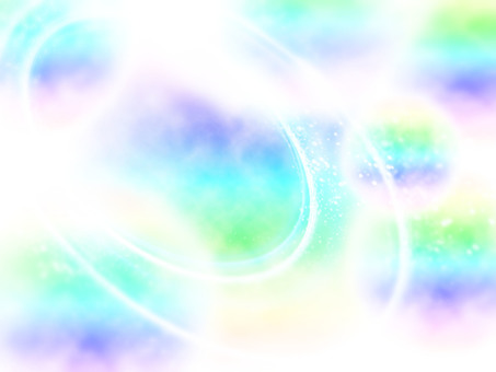 Background Graded rainbow color