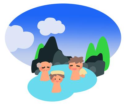 Outdoor bath 2
