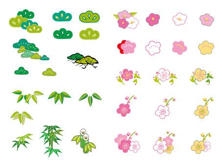 Flower 02_ Shochu plum