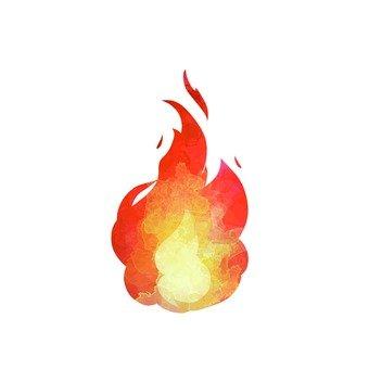 가스 불꽃 2