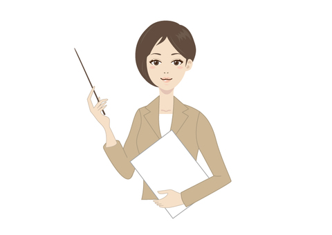 Consultant woman