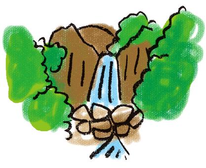 다키 자연