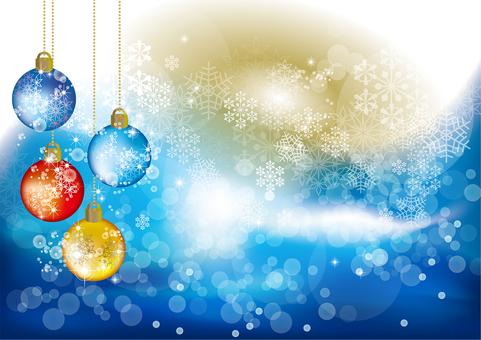 Snow Crystal Ornament Ball 15