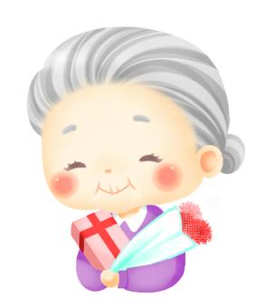 어버이 날 할머니