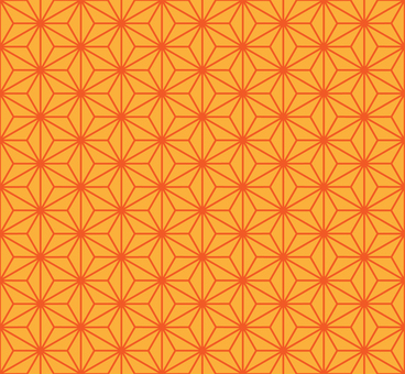 Hemp leaf pattern 3