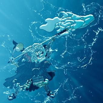 Benkei water version
