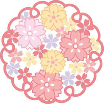 Cute Japanese pattern