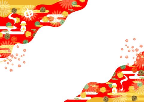 Japanese style background 29