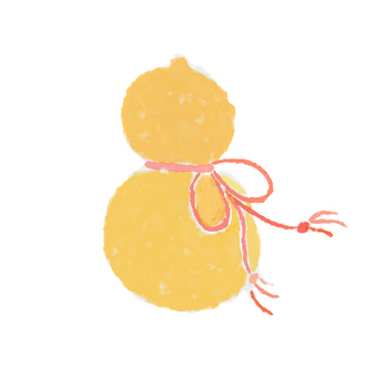 Gourd (watercolor)