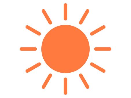 태양 마크