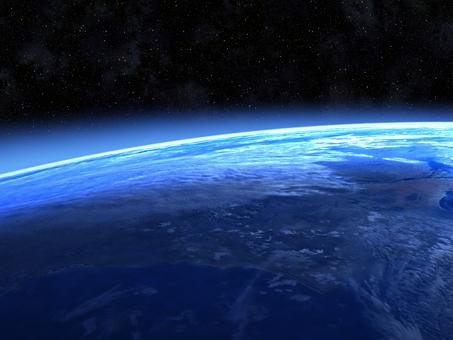 조용한 푸른 지구