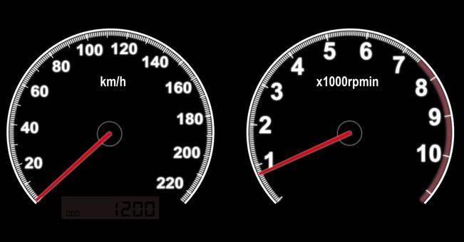 Automobile · Meter