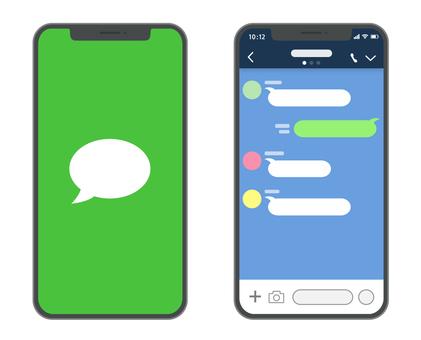 Talk chat 2