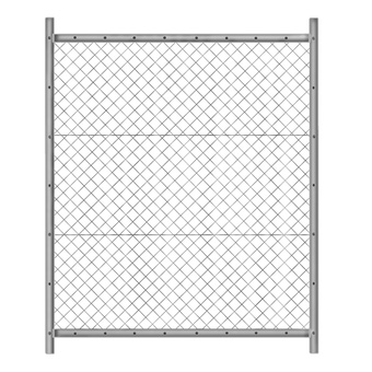 Fence Silvery