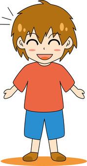 Boy 2 (smile)