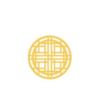 Korean style pattern 3