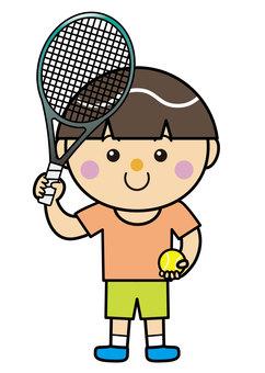 Boy 03_02 (tennis)