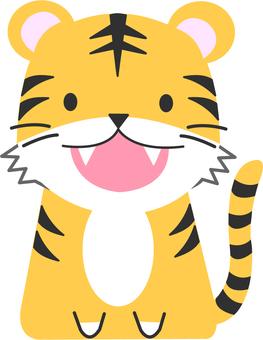 【Animals】 Tiger