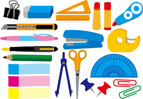 Stationery list
