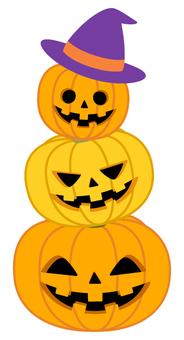 Halloween pumpkin 9
